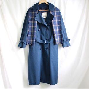 Vintage London Fog Eaton Trench Coat